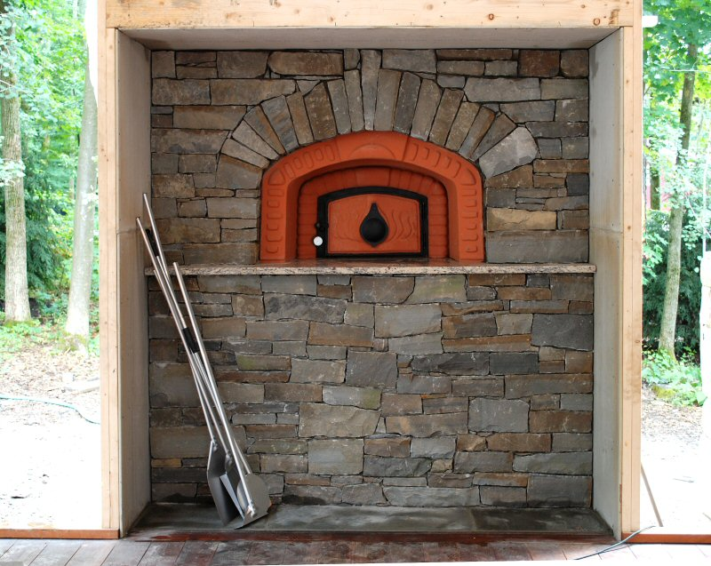 Forno Bravo oven by Steve Bushway