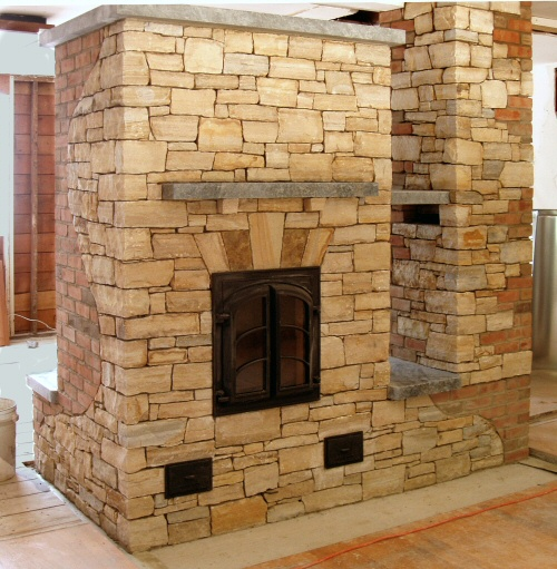 Contraflow Heater with Southbay Quartzite