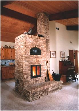 פנטסטי תנור עצים - באופן טבעי YK-42