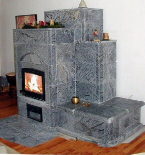 Green Mountain Soapstone Heater