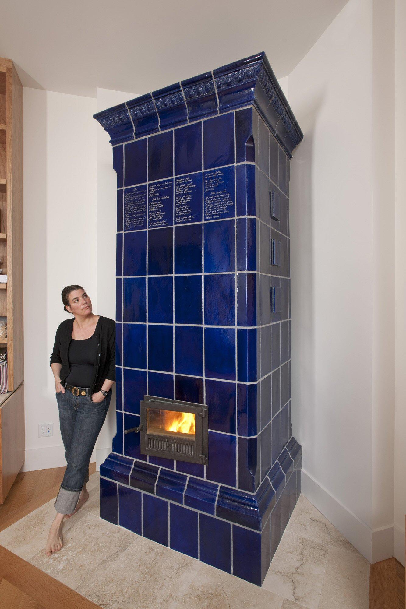 The Masonry Heater Association Gallery