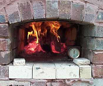 Backyard pizza oven workshop with Pat Manley