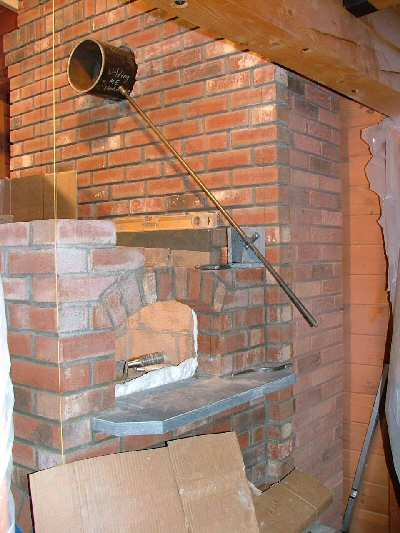 Fire Clay Thimble : Grundofen workshop at mha headquarters