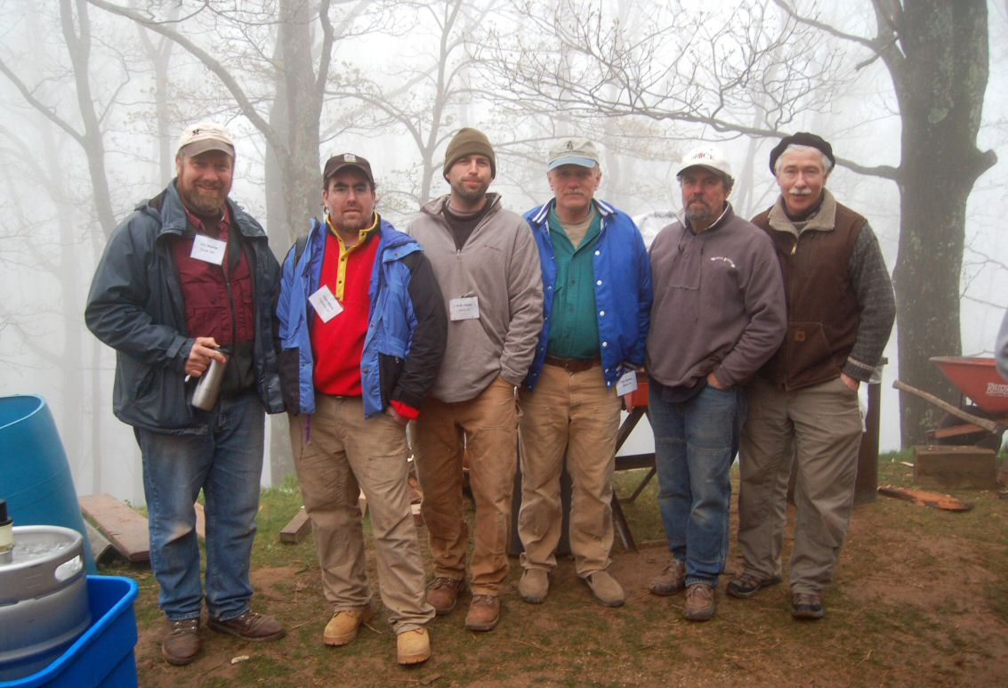 The Masonry Heater Association - Wildacres 2011