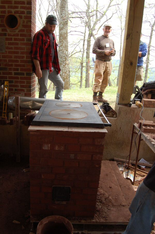 Cookstove with Jerry Frisch