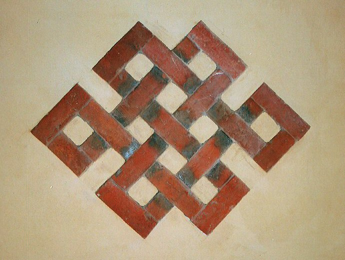 Celtic knot by William Davenport