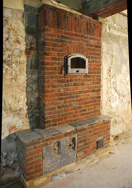 Contraflow Masonry Heater By Marcus Flynn