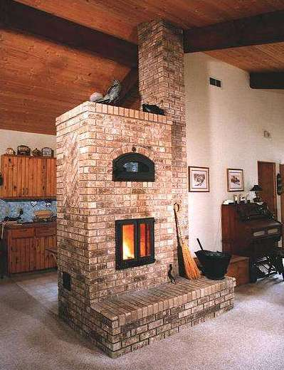 What is a Masonry Heater?